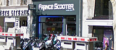 Magasin France Scooter à Paris