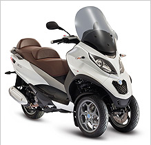 Scooter Piaggio MP3 300 ABS-ASR Business