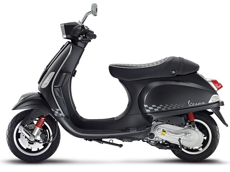 scooter vespa s 50 2t sport faufilez vous travers le trafic journalier avec style et fluidit. Black Bedroom Furniture Sets. Home Design Ideas