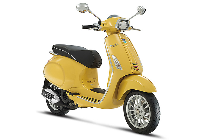 Scooter Vespa Sprint 50 2T